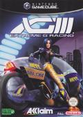 XGIII: Extreme G Racing GameCube Front Cover