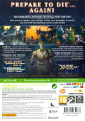 Dark Souls: Prepare to Die Edition Xbox 360 Back Cover