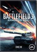 Battlefield 3: Armored Kill Windows Front Cover
