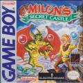 Milon's Secret Castle Game Boy Front Cover Re-release
