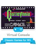 Castlevania Wii Front Cover
