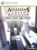 Assassin's Creed: Revelations - The Lost Archive Xbox 360 Front Cover