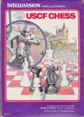 USCF Chess Intellivision Front Cover