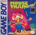 Mouse Trap Hotel Game Boy Front Cover