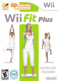 Wii Fit Plus Wii Other Keep Case - Front