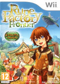 Rune Factory: Frontier Wii Front Cover