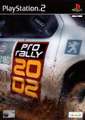 Pro Rally PlayStation 2 Front Cover