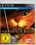DreamWorks Puss in Boots PlayStation 3 Front Cover
