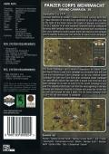 Panzer Corps: Grand Campaign '39 Windows Back Cover