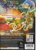 Super Street Fighter IV Xbox 360 Back Cover