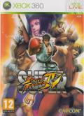 Super Street Fighter IV Xbox 360 Front Cover