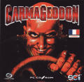 Carmageddon DOS Other Jewel Case - Front
