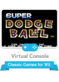 Super Dodge Ball Wii Front Cover