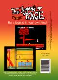 The Legend of Kage NES Back Cover