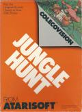 Jungle Hunt ColecoVision Front Cover