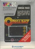 Omega Race VIC-20 Front Cover