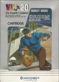 Money Wars VIC-20 Front Cover