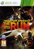 Need for Speed: The Run (Limited Edition) Xbox 360 Front Cover