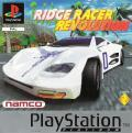 Ridge Racer Revolution PlayStation Front Cover