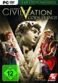Sid Meier's Civilization V: Gods and Kings Windows Front Cover