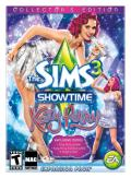 The Sims 3: Showtime (Katy Perry Collector's Edition) Macintosh Front Cover