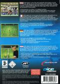 Agassi Tennis Generation 2002 Windows Back Cover