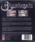 Bloodwych Amiga Back Cover