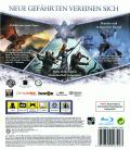 The Lord of the Rings: War in the North PlayStation 3 Back Cover