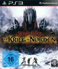 The Lord of the Rings: War in the North PlayStation 3 Front Cover