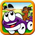 Putt-Putt Saves the Zoo Android Front Cover Amazon paid version and Gogle Play free version