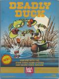 Deadly Duck Atari 2600 Front Cover