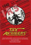 Tax Avoiders Atari 2600 Front Cover