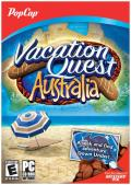 Vacation Quest: Australia  Windows Front Cover
