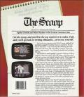 The Scoop DOS Back Cover