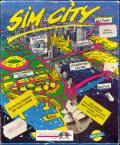 SimCity Amiga Front Cover