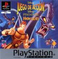 Disney's Hercules  PlayStation Front Cover