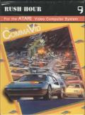 Rush Hour Atari 2600 Front Cover