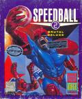 Speedball 2: Brutal Deluxe Atari ST Front Cover