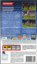 PES 2009: Pro Evolution Soccer PSP Back Cover