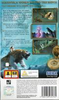 The Golden Compass PSP Back Cover