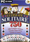 Ultimate Solitaire 750 Windows Front Cover