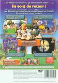 Worms 4: Mayhem PlayStation 2 Back Cover