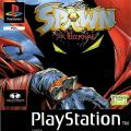 Spawn: The Eternal PlayStation Front Cover