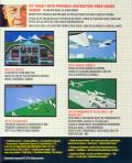 Chuck Yeager's Advanced Flight Trainer 2.0 Atari ST Back Cover