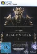 The Elder Scrolls V: Skyrim - Dragonborn Windows Front Cover