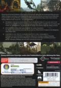 The Elder Scrolls V: Skyrim - Dragonborn Windows Back Cover
