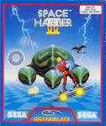 Space Harrier II Atari ST Front Cover