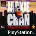 Jackie Chan's Stuntmaster PlayStation Front Cover