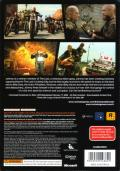 Grand Theft Auto IV: The Lost and Damned Xbox 360 Back Cover