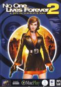 No One Lives Forever 2: A Spy in H.A.R.M.'s Way Macintosh Other Keep Case - Front